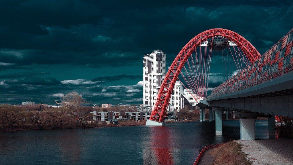 the picturesque bridge 1024x576 - Moskva